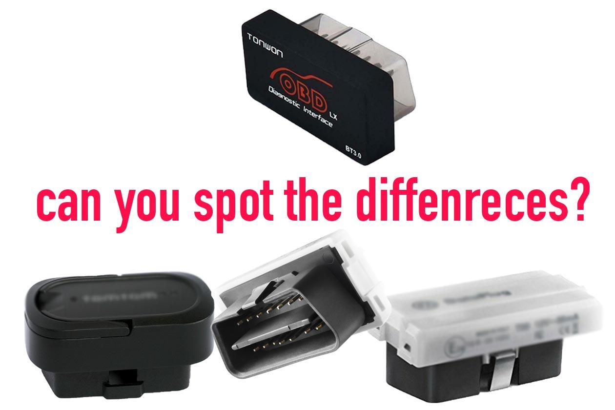 riesci a trovare le differenze?